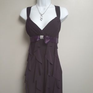 Dresses & Skirts - Formal Purple Dress
